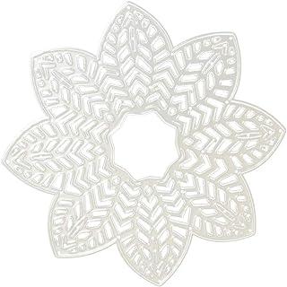 Amazon.es: moldes flores de las manualidades