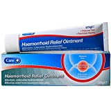 Care+ Haemorrhoid Relief Ointment 25g