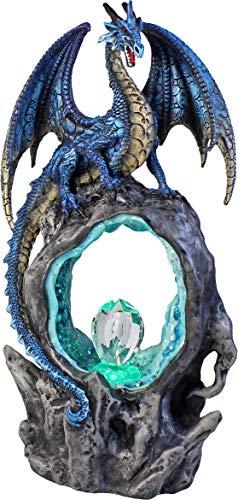 Nemesis Now, polirresina, Azul, Talla única