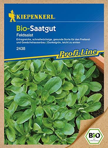 Salatsamen - Bio Feldsalat Vit von Kiepenkerl