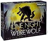 HYLL Una Noche Final Hombre Lobo Juegos de Cartas 3-10 Jugadores del Partido Juego, Plataforma de Juego de la Familia temáticos y Amigos, Inglés