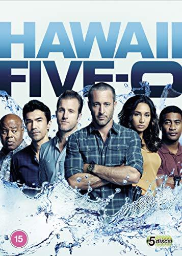 Hawaii Five-O: The Final Season (Season 10) [DVD] [2020]