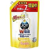 除菌ジョイコンパクト JOY スパークリングレモンの香り超特大増量 1120mL 1個 食器用洗剤 P&G