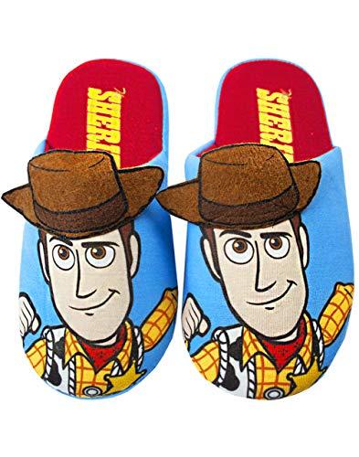 Disney Pixar | Juguete Story Woody Parcial de los Hombres 3D Zapatillas