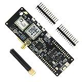 DollaTek T-Beam 868MHZ ESP32 WiFi Módulo Bluetooth inalámbrico GPS NEO-6M SMA Lora 18650 Soporte de batería con SoftRF