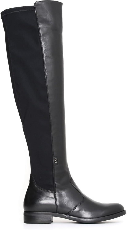 schwarz Giardini 719437 Stiefel Damen Schwarz