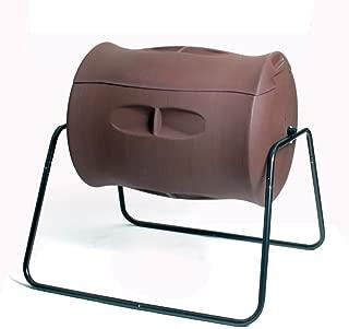 Algreen 82112 Terra Tumbling Composter, Chocolate Brown, 55 Gallon