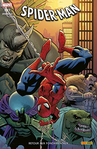 Spider-Man (fresh start) n°1