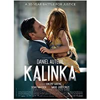 Weitaianau Nom De Ma Fille(2016)Bamberski:Kalinka Case Movie Poster Canvas Print Painting Wall Art For Living Room Bedroom Decoration-50X70Cm Unframed