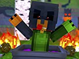 Clip: How to become a baby zombie in Minecraft!