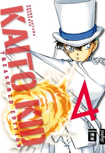 Kaito Kid Treasured Edition 04 (German Edition)