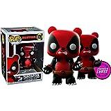 Funko Pop! Figura de Vinilo Exclusiva Deadpool Pandapool # 328...
