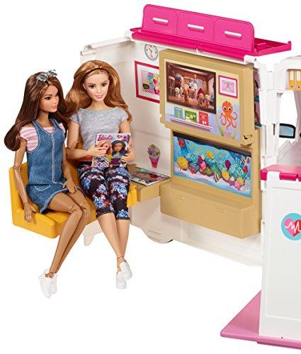 Ambulance de Secours Clinique Soins Médical Barbie - 12