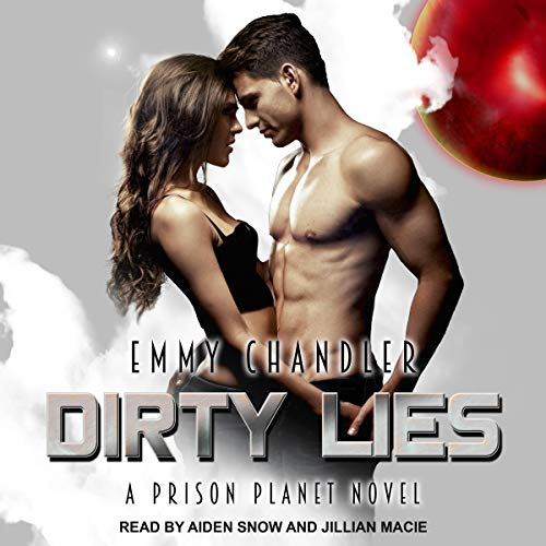 Dirty Lies audiobook cover art