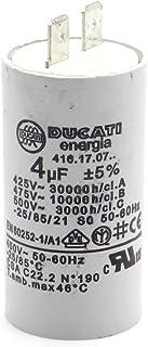 475v Condensateur moteur 1uf Ducati 4.16.17.01 327con610