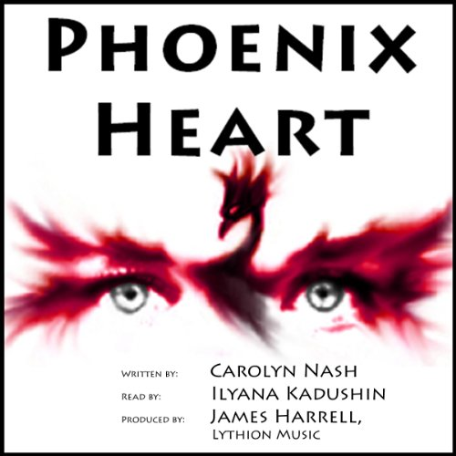 Phoenix Heart audiobook cover art
