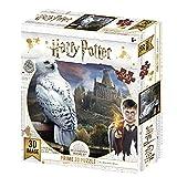 Prime 3D Redstring-Puzzle lenticular Harry Potter Hedwig 500 Piezas (Efecto 3D)