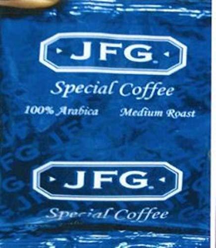 JFG 100 Arabica Coffee Special Blend, 1.25 Ounce - 72 per case.