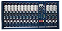Soundcraft (サウンドクラフト) アナログミキサー LX7 II 32ch 32+4/4/3 アナログミキサー