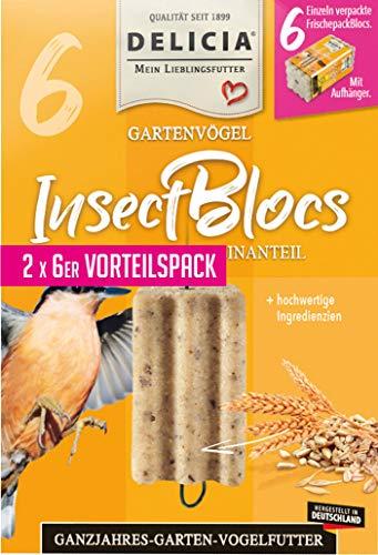 frunol delicia® Delicia® Pick-Me-Up Insectblocs Duo Pack, 2 x 6 Stück