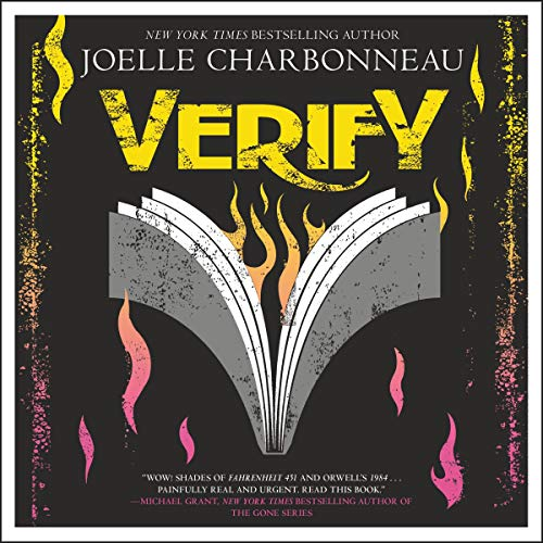 Couverture de Verify