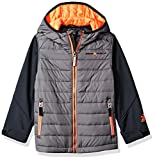ZeroXposur Little Juvi Boys Agent Quilted Lightweight Jacket,...