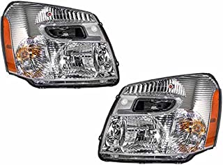 Best 2006 chevy equinox headlights Reviews