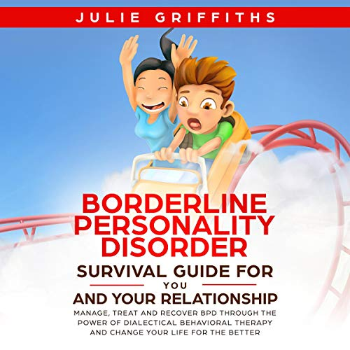 『Borderline Personality Disorder Survival Guide for You and Your Relationship』のカバーアート