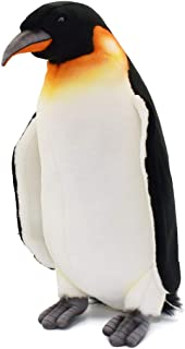 """HANSA 14.6"""" Emperor Penguin Plush"""