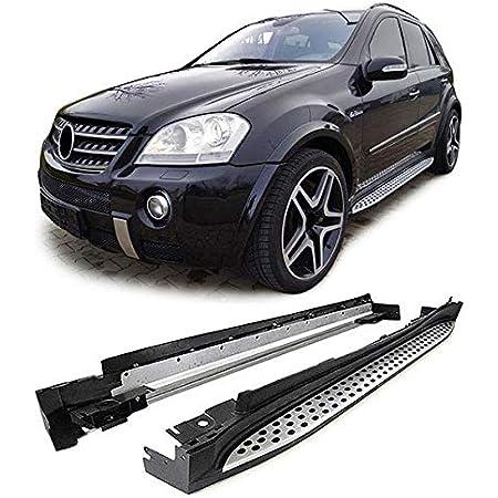 Carparts Online 14794 Alu Trittbretter Flankenschutz Oe Style Mit Abe Auto