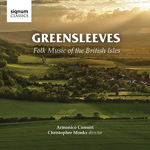 Greensleeves - Volksmusik der britischen Inseln - Folk Music of the British Isles