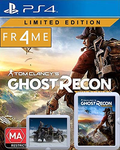 Tom Clancys Ghost Recon Wildlands [Limited FR4ME uncut Edition]