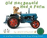Old MacDonald Had a Farm (Teddy Bear Sing Along)