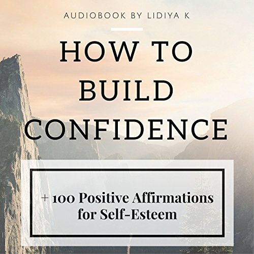 How to Build Confidence audiobook cover art