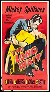 The Long Wait POSTER Movie (27 x 40 Inches - 69cm x 102cm) (1954) (Style B)
