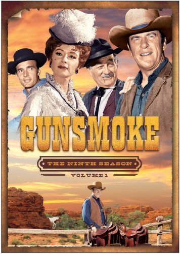 Gunsmoke - The 9th Season, Vol. 1 [RC 1]