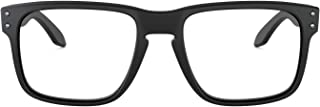 Men's Ox8156 Holbrook Rx Square Prescription Eyeglass Frames
