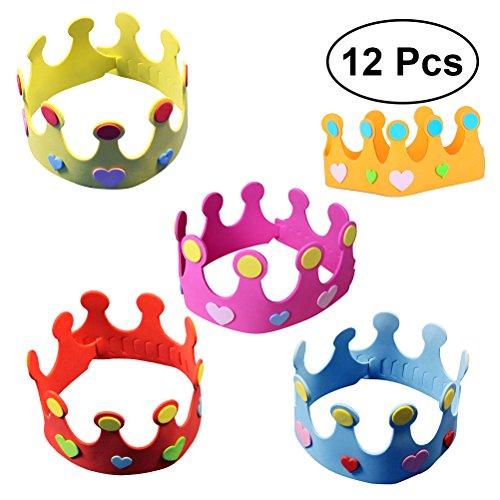 TOYMYTOY Sombrero corona cuarto niños sombrero corona