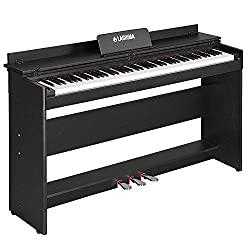 LAGRIMA Digital Piano - Best Weighted Keyboard Pianos