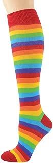 Women's Fun Knee High Socks, Fits Women's Shoe Sizes 4-10