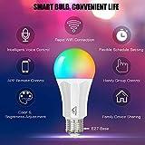Zoom IMG-1 moko lampadina e27 intelligente smart