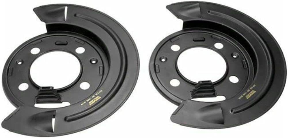 MGPRO New Replacement Rear National products Brake Dust with Max 70% OFF Shield Compatible RWD