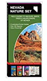 Nevada Nature Set: Field Guides to Wildlife, Birds, Trees & Wildflowers of Nevada