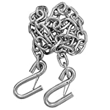 MarineNow Trailer Safety Chain - Hot Dipped Galvanized - 1/4 inch x 42 inch