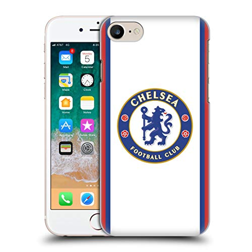 Head Case Designs Oficial Chelsea Football Club Lejos Kit 2019/20 Carcasa rígida Compatible con Apple iPhone 7 / iPhone 8 / iPhone SE 2020