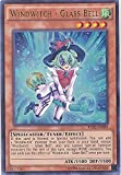 Yu-Gi-Oh! - Windwitch - Glass Bell - RATE-EN098 - Ultra Rare - Unlimited Edition