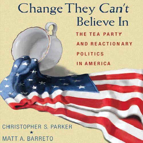Change They Can't Believe In audiobook cover art