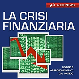 La crisi finanziaria copertina