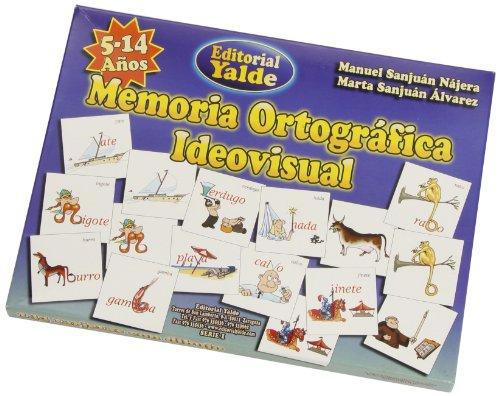 Memoria Ortografica Ideovisual (5-14 Año