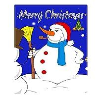 クリスマスの暖かい毛布の居心地の良い軽量の豪華な毛布のための子供大人のソファのベッドリビングルームクリスマスの装飾すべての季節,D,150x220cm